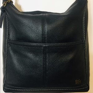 The Sak Black Crossbody Bag